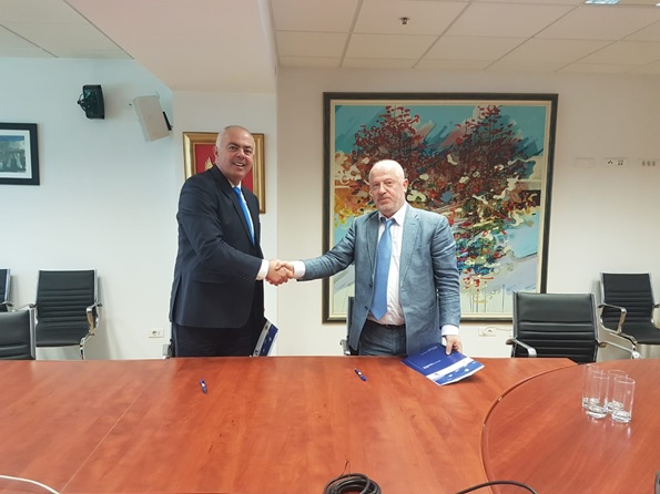 Audiovisual Media Authority and Montenegrin Electronic and Postal Communications Agency Sign a Memorandum of Understanding